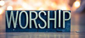 Menyembah kepada Allah