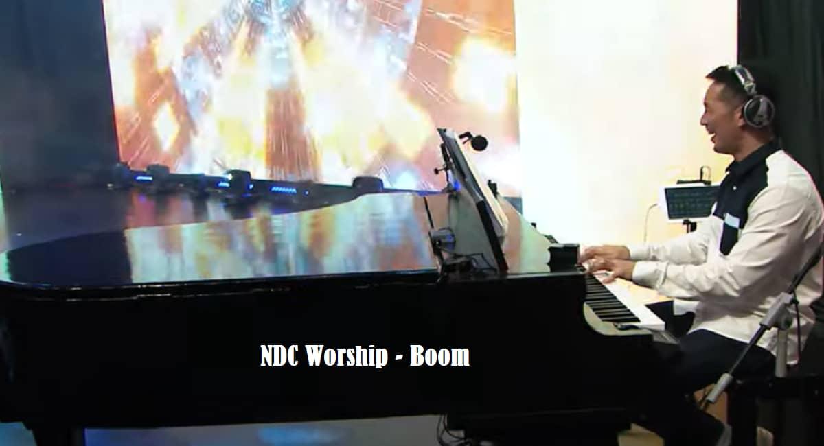 chords boom