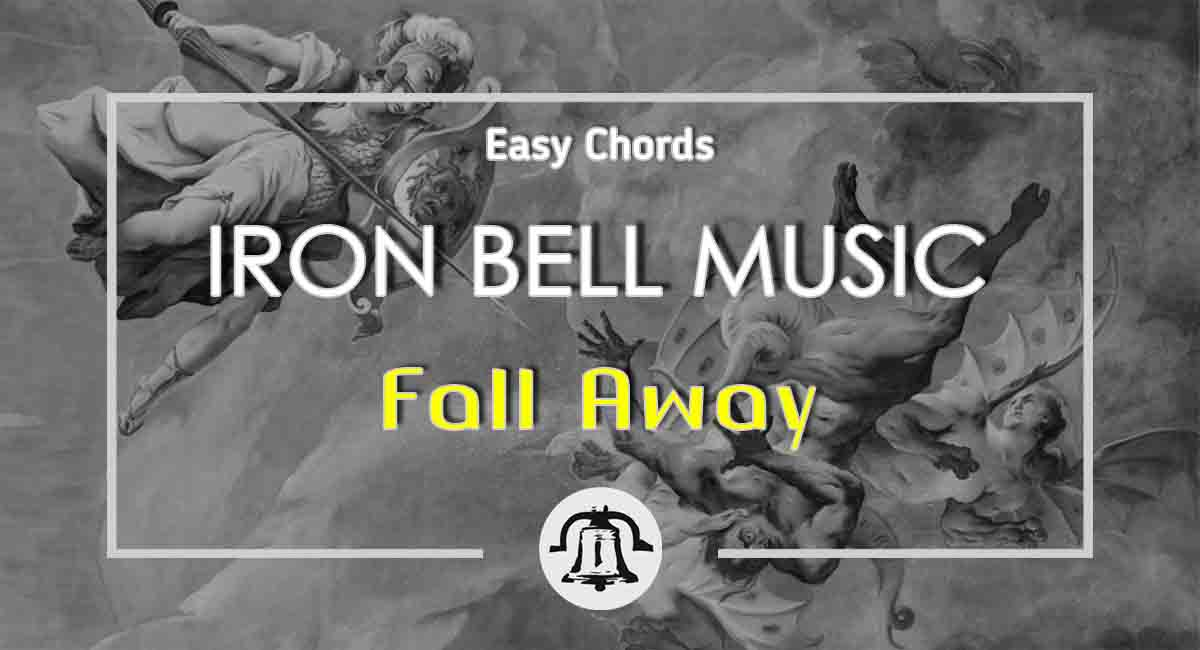 fall away-easy chords